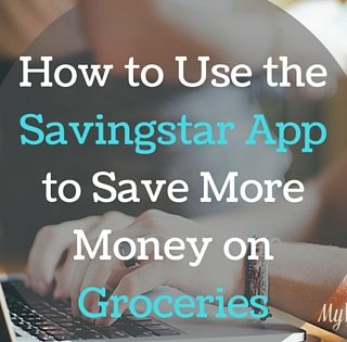 How to Use the Savingstar App to save more money on groceries