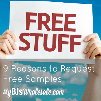 Why Request Free Samples