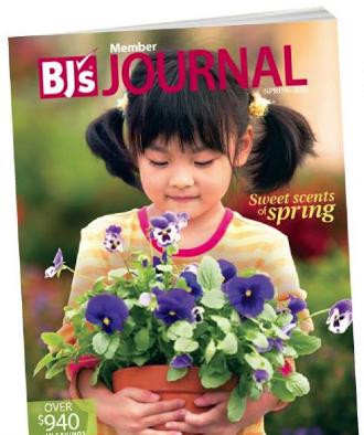 bjs coupon journal
