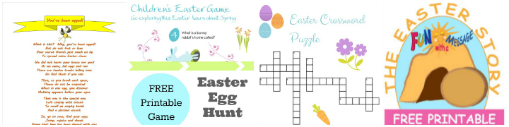 Fun Easter Activities