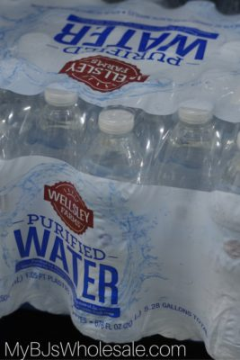 Bottled Water Prices at BJs - Buy in Bulk to Save Money | My