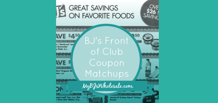 Bj coupon matchups july 2018