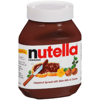 photo regarding Nutella Printable Coupon called BJs Nutella $4.99 with fresh new printable coupon