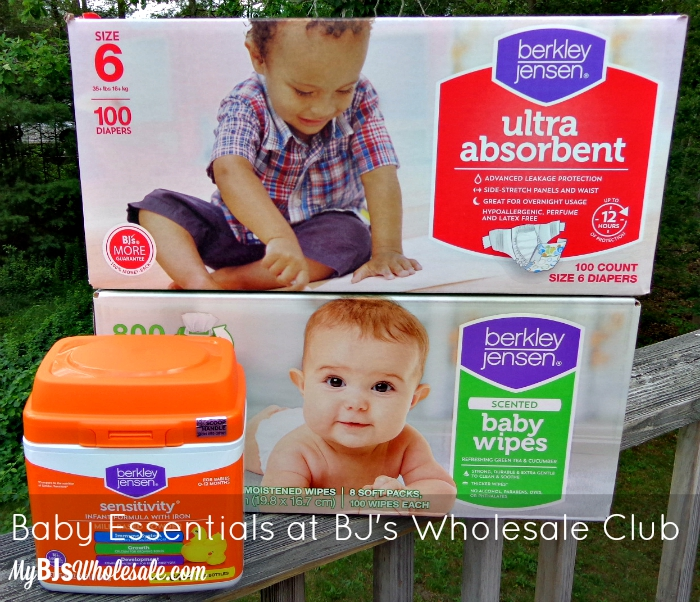 BJs Brand Baby Items, diapers review