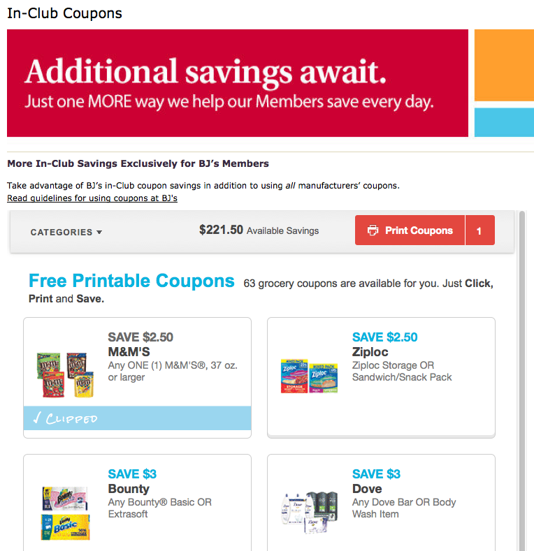 How to make printable coupons on facebook