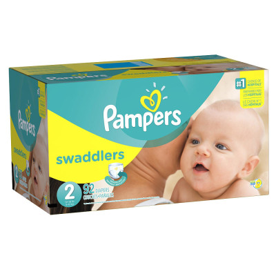 pampers swaddlers deal at Bjs club