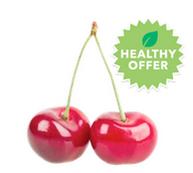 save 20% on cherries
