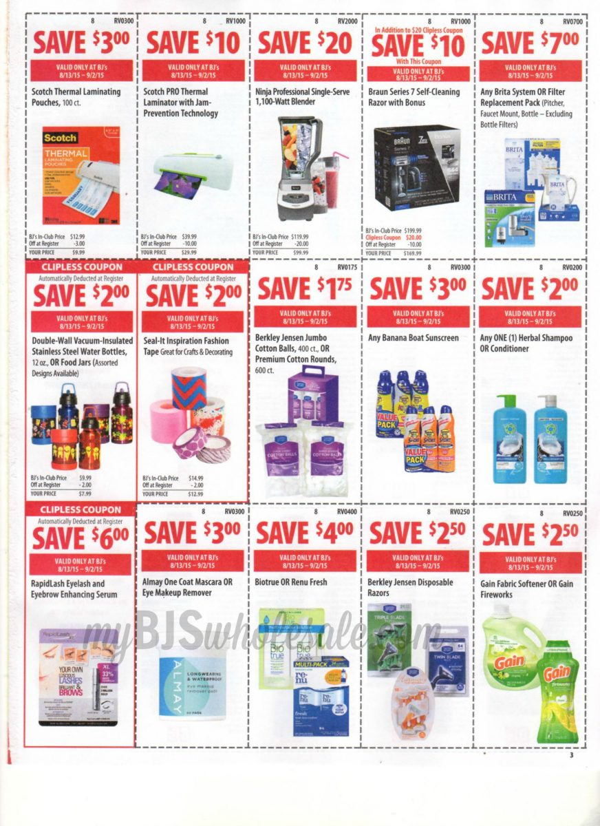 image about Bjs Printable Coupons named Bj within just retailer discount codes - Canon mg2520 set up