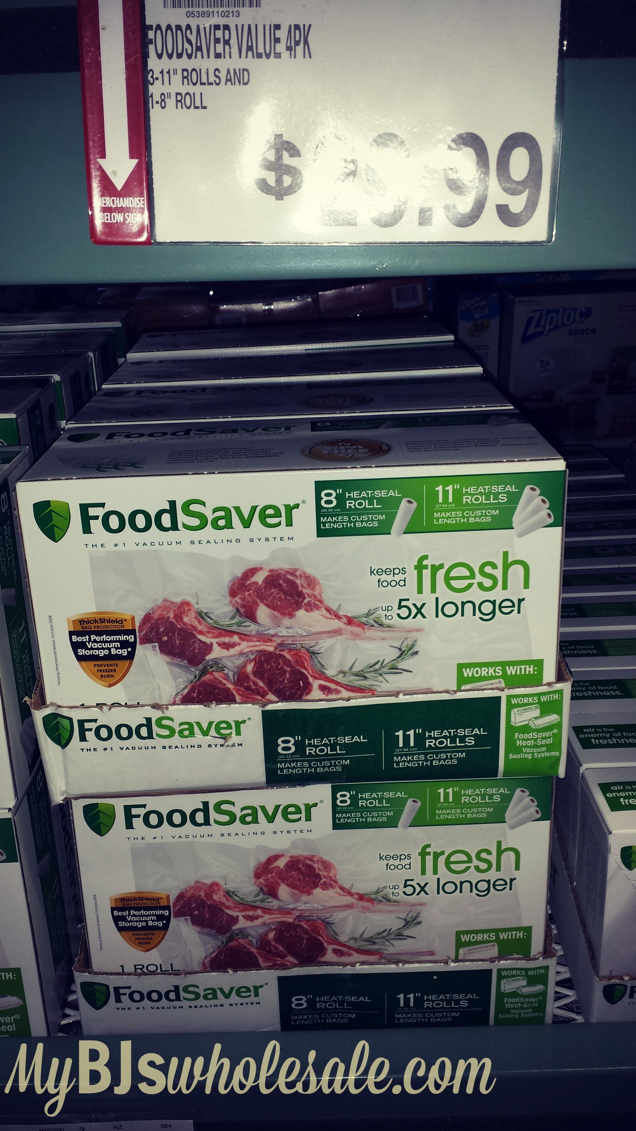Foodsaver vacuum sealer printable coupons