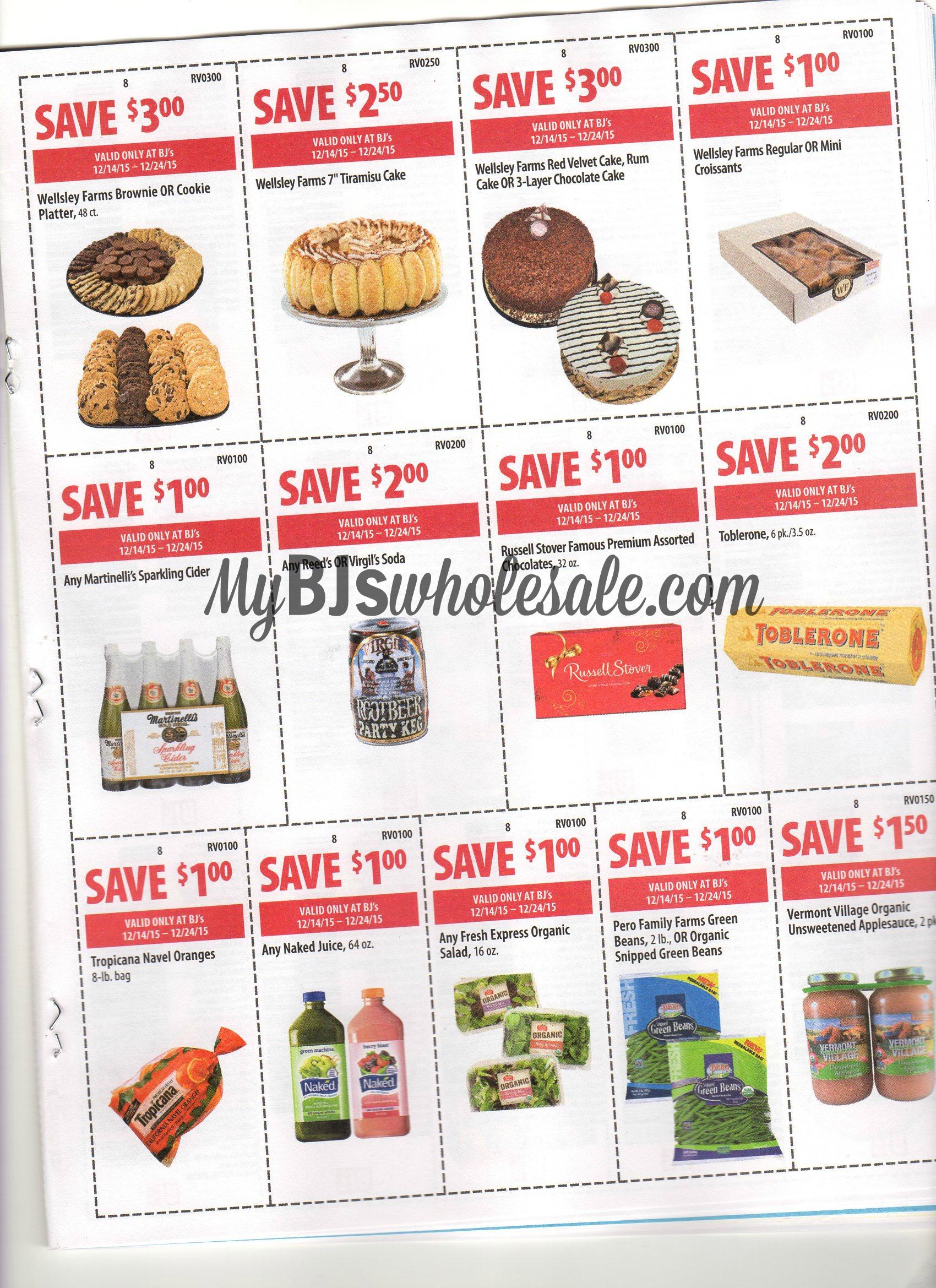 image regarding Bjs Printable Pass titled Bj discount codes : Restraunt vouchers