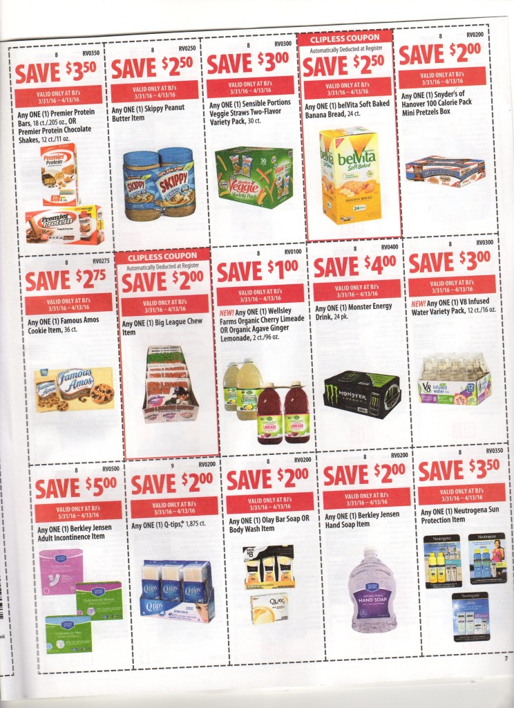 Bj's wholesale discount coupons