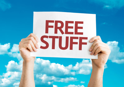 free- stuff -for-the weekend