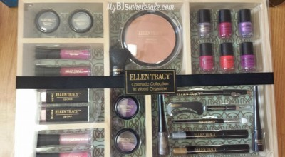 amazing deal on ellen tracy makeup at bjs wholesale club