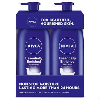 BJ's: Nivea 21 oz. Body Lotion ONLY $3.49 After New Coupons( Cheaper then Walmart!)