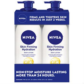 nivea skim firming lotion deal at BJs club