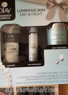 olay regenerist deal at bjs wholesale club