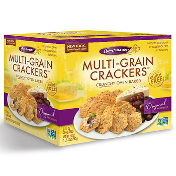 *HOT* Crunchmaster Crackers ONLY $1.99