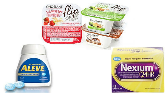 graphic regarding Nexium Coupons Printable identified as Clean Printable Discount codes: Chobani, Nexium, Aleve, Happy Far more
