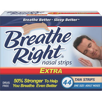 breathe right strips at Bjs wholesale club deal