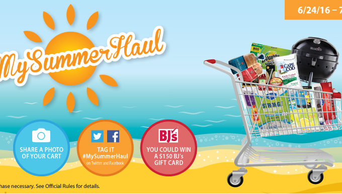 bjs wholesale summer haul giveaway