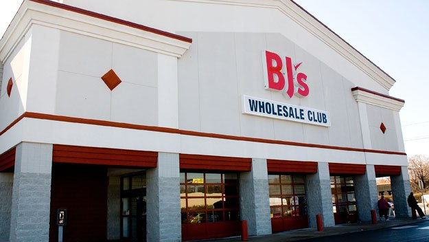 BJ's Wholesale Club is for sale