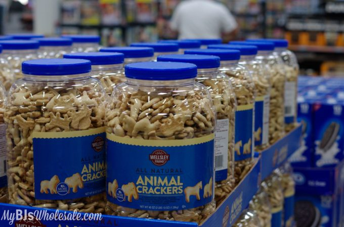 wellsley farms animal crackers