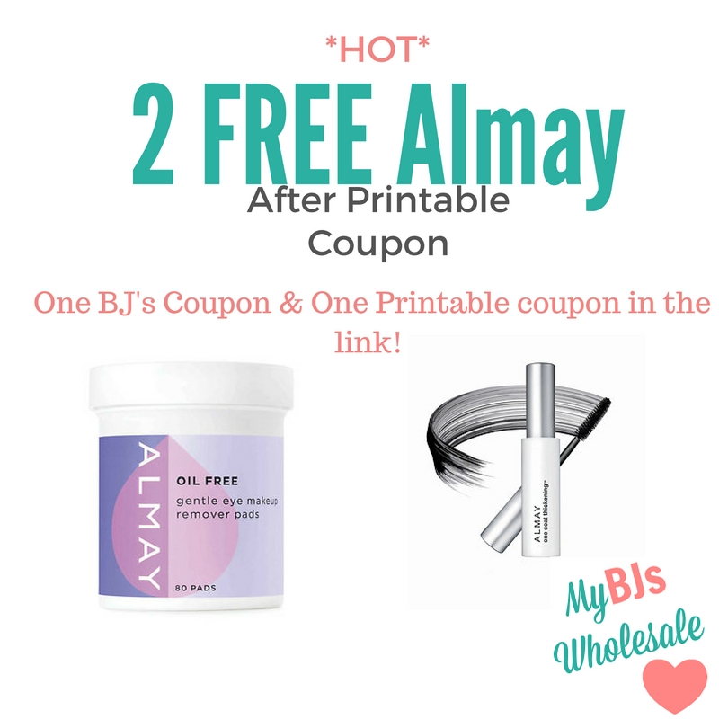 image regarding Almay Coupon Printable identified as 2 Times Still left: Totally free Almay Make-up Removers and $1.24 Mascara