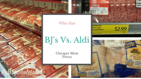 BJ's Wholesale Vs. Aldi who is cheaper