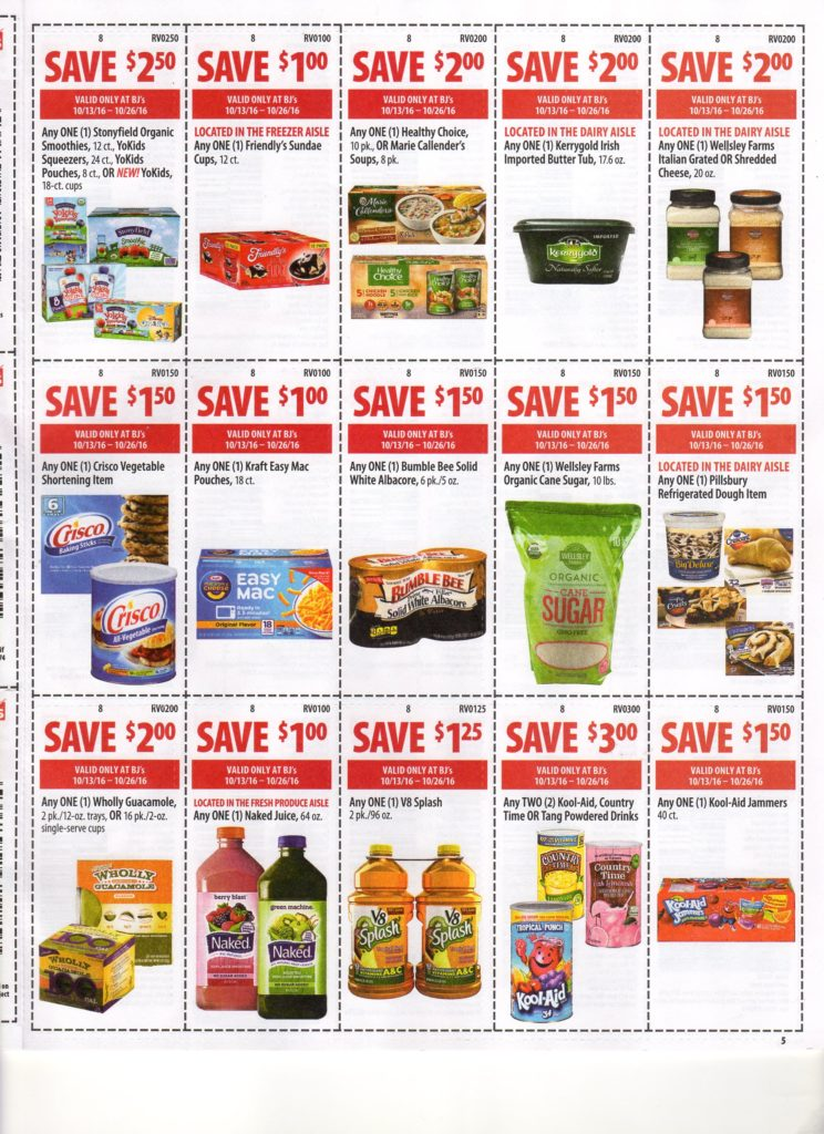 photo relating to Neilmed $2 Printable Coupons titled BJs Wholesale Refreshing Entrance of Club Coupon Matchups for 10/13