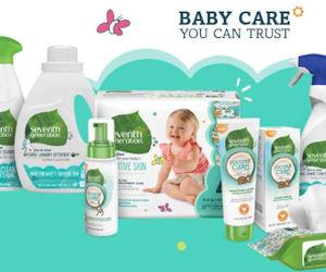 seventh generation baby bundle free kit