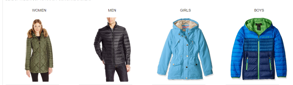 82bf22fb3 Up to 70% off Winter Coats & Jackets TODAY ONLY! | My BJs Wholesale Club