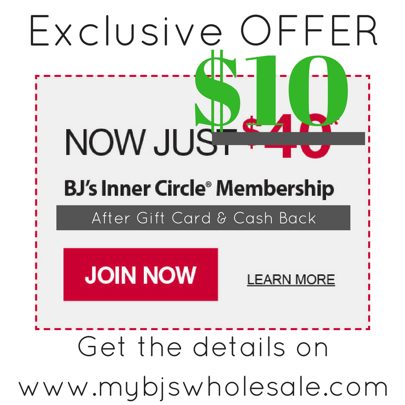 Bj membership deals