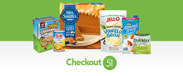 new checkout 51 offers this week