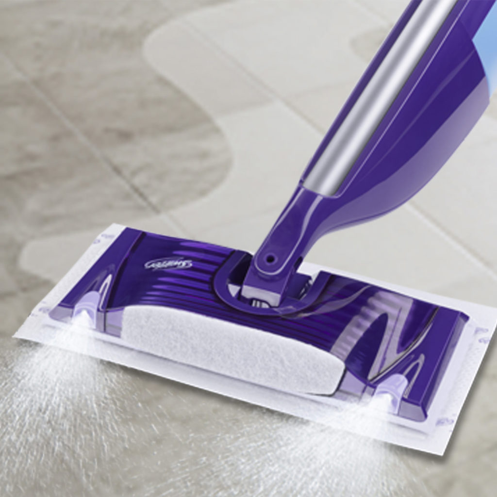 Save 6 On Swiffer Wetjet Starter Kit At Bj S
