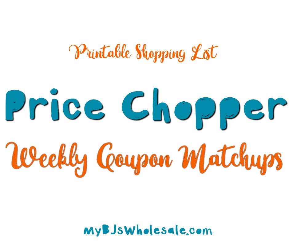 Price chopper weekly deals