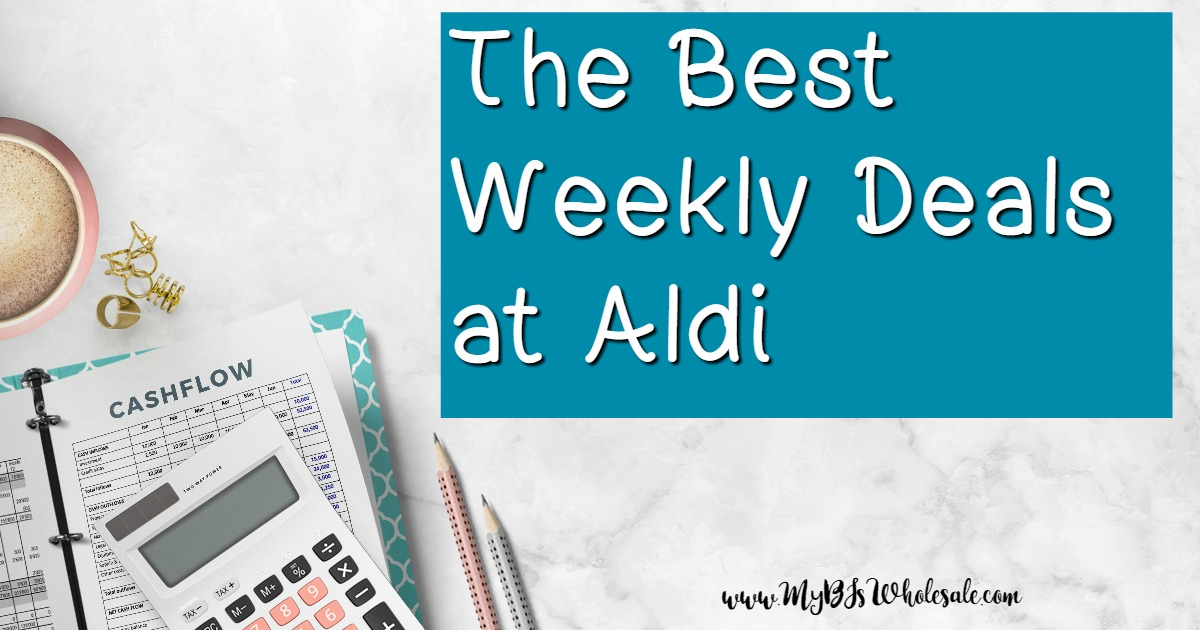 Best Deals to Grab at Aldi This Week