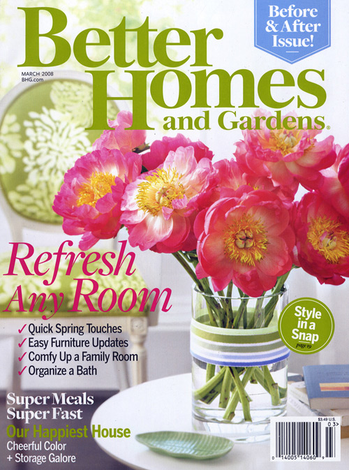 Go Now Free Subscription To Better Homes Gardens Magazine