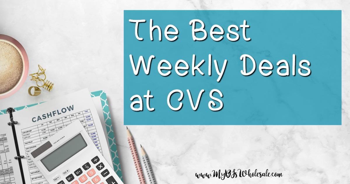CVS Weekly Coupon Matchups - Apr 2 - 8 | My BJs Wholesale Club