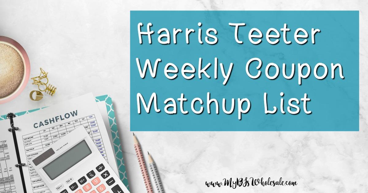 Harris Teeter Weekly Deals