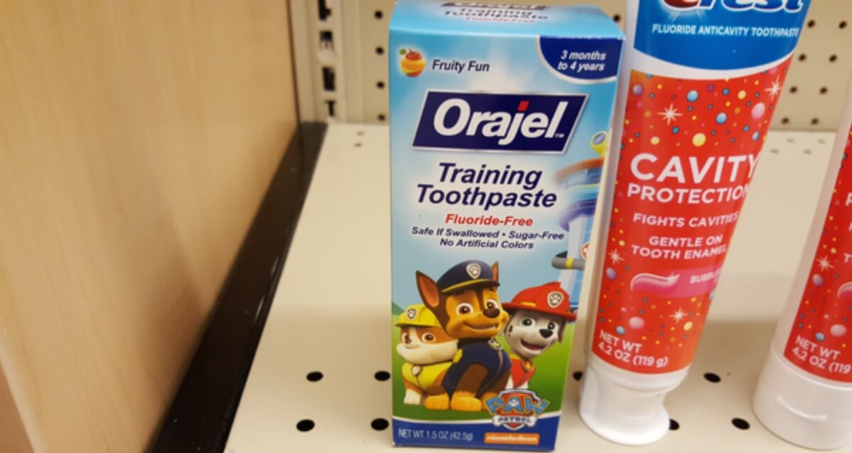 Rite Aid Baby Orajel Toothpaste Only 0 65 My Bjs
