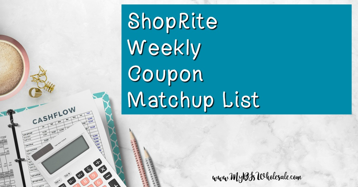 shoprite weekly coupon matchups