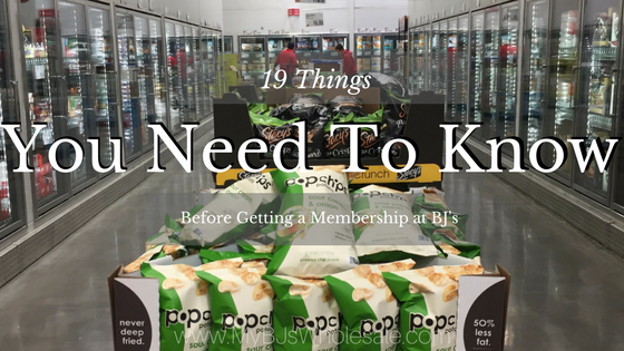 19 Things You Need to Know Before You Get a Membership at BJs | My