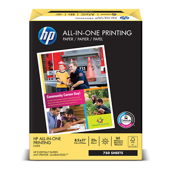 super deal on HP paper at BJs wholesale club