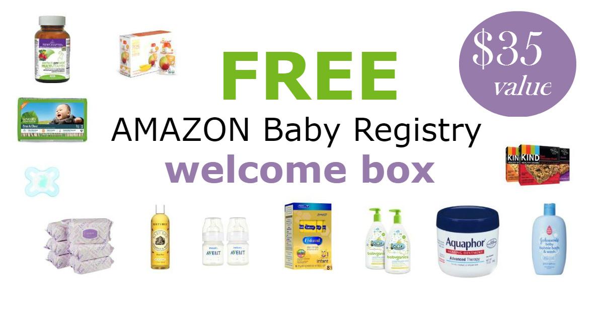 amazon baby registry deal