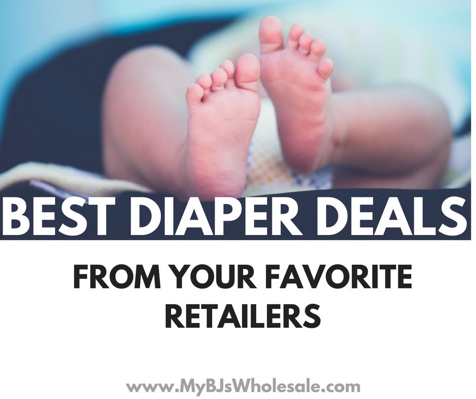 best diaper deals for the week