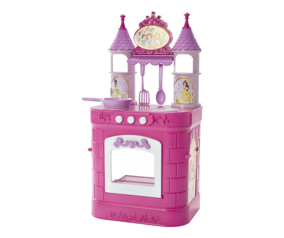 Disney Princess Magical Play Kitchen- $24.97 | My BJs ...