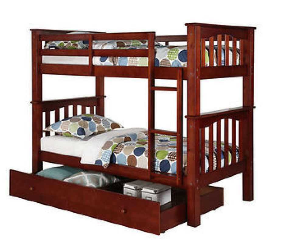 100 Off Twin Size Bunk Beds At Bj S Wholesale Video My