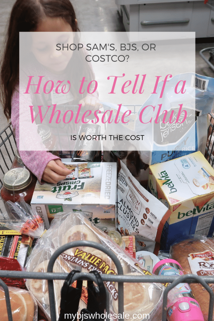 Is a Warehouse Club Worth The Cost?