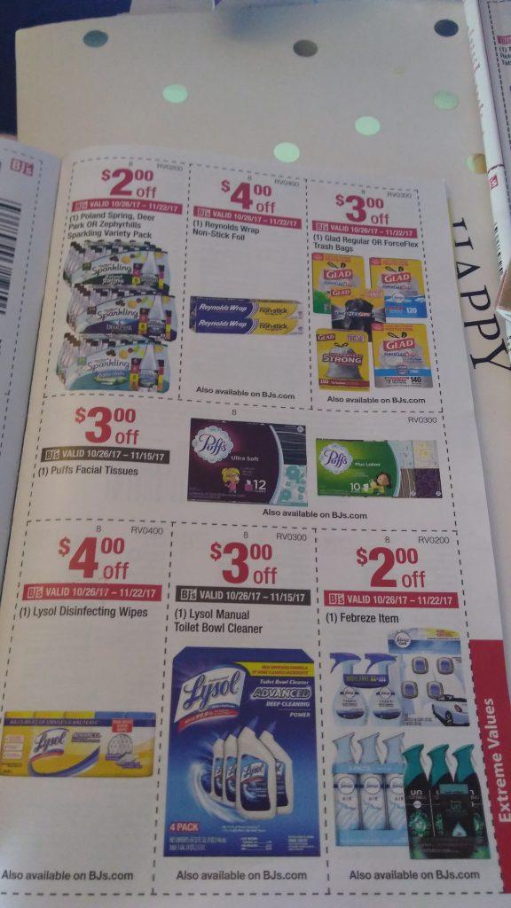 BJs little book of big savings scan preview