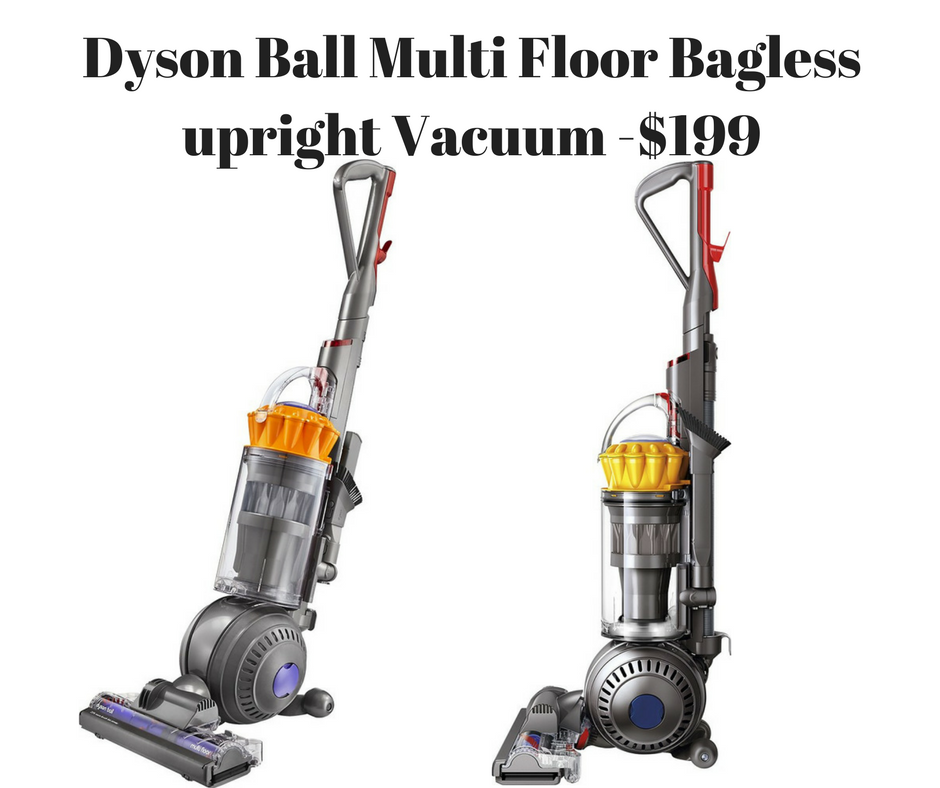Best Buy Highly Rated Dyson Ball Multi Floor Bagless